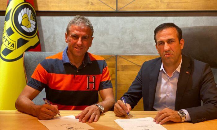 Son Dakika | Yeni Malatyaspor'da Hamza Hamzaoğlu dönemi!