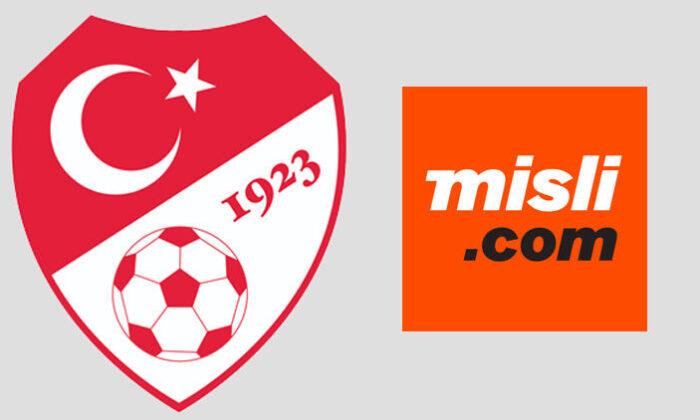 TFF, Misli.com ile isim sponsorluğu anlaşması imzalıyor