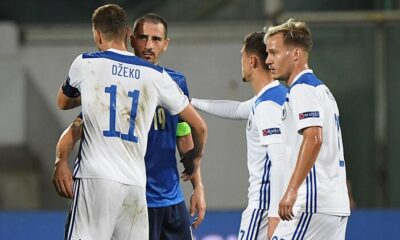 UEFA Uluslar Ligi'nin ilk haftasında 8 maç oynandı