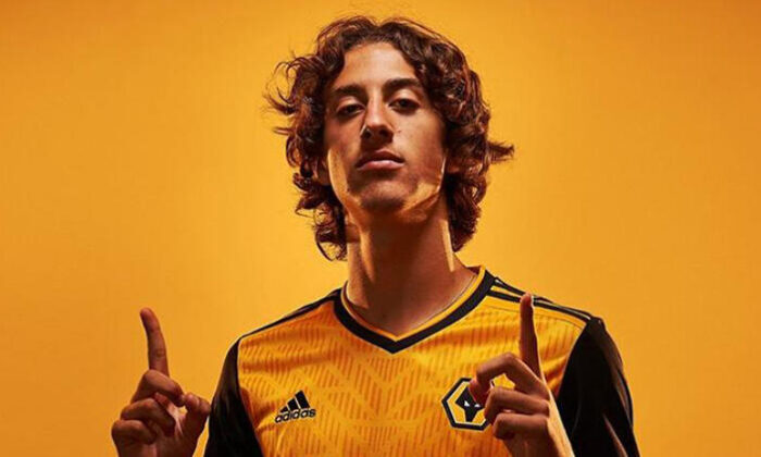Wolverhampton, 18 yaşındaki Fabio Silva'yı transfer etti