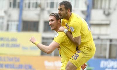 2. Lig Kırmızı Grup'ta lider Eyüpspor'dan 7-0'lık galibiyet! Murat Yılmaz'dan 4 gol…