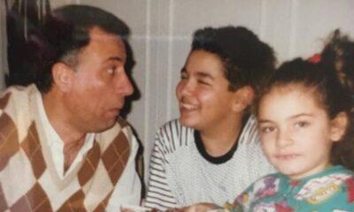Ali Sunal'dan babası Kemal Sunal'a: Kahramanım