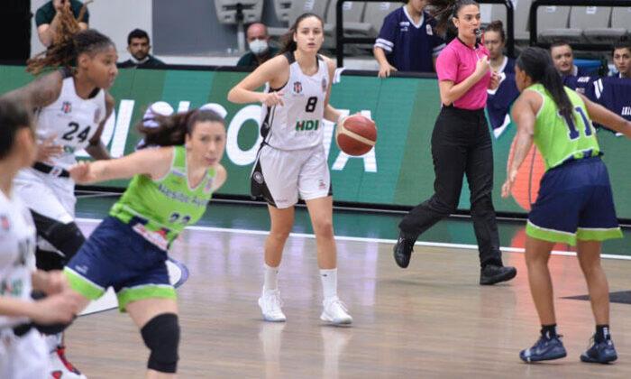 Beşiktaş HDI Sigorta 60-76 Nesibe Aydın