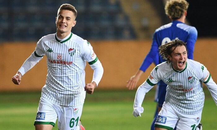 Bursaspor'da gol var sonuç yok! 9 maçın tamamında…
