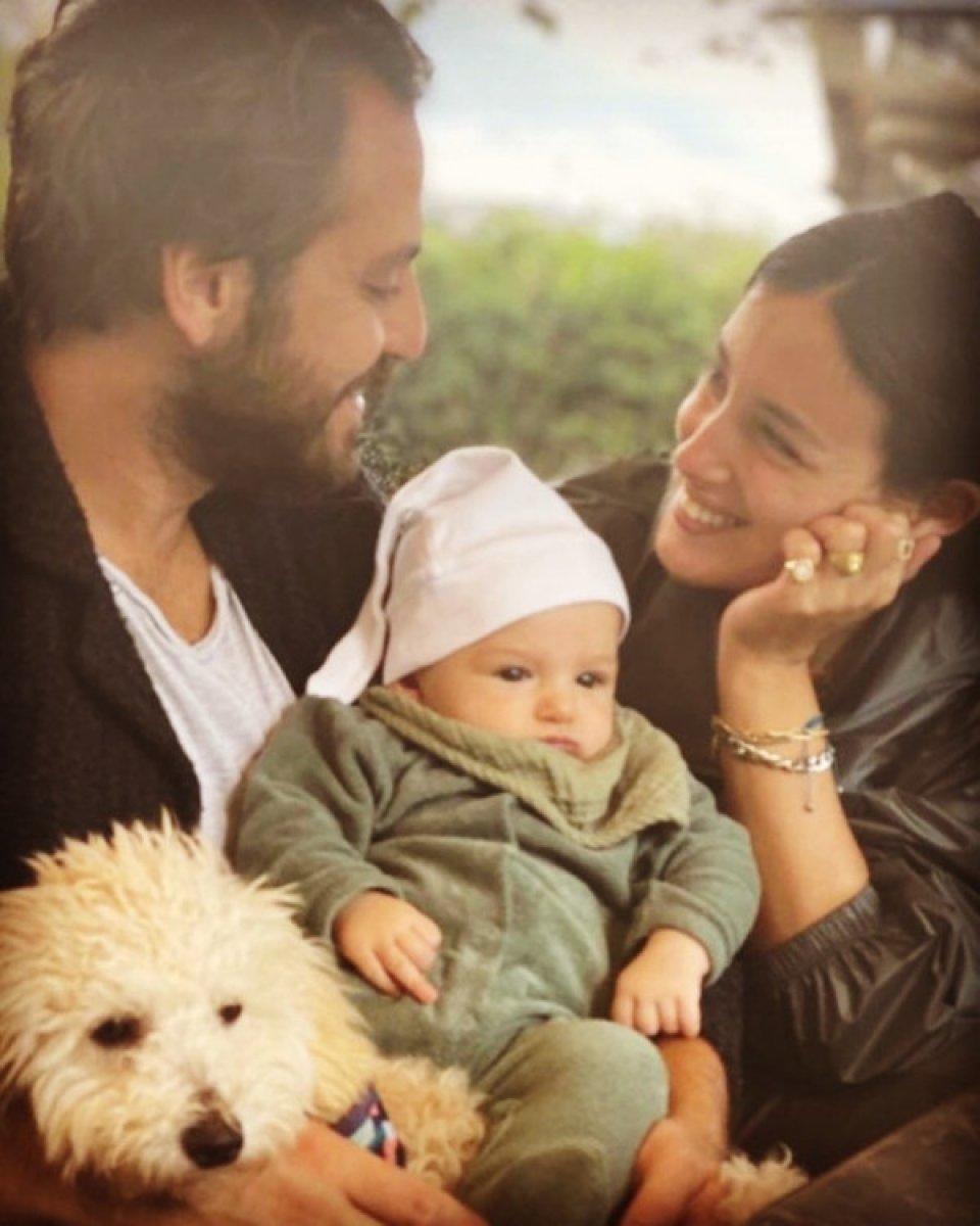 Erkan Kolçak Köstendil den aile fotoğrafı #1