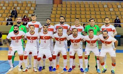 Futsal Milli Takımı'nın play-off rövanş maçı ertelendi