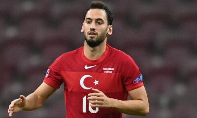 Hakan Çalhanoğlu: 1 hafta içinde 3 maç oynamak kolay değil