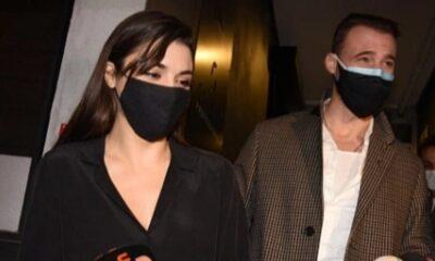 Hande Erçel ve Kerem Bürsin'in pahalı maskesi