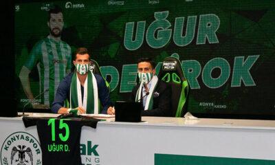 Konyaspor'dan transferde Sehic ve Uğur Demirok hamlesi!