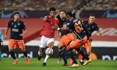 Manchester United 4-1 Başakşehir (Maçın özeti ve golleri)