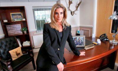 Mansfield Town Başkanı Carolyn Radford'a silahlı saldırı!