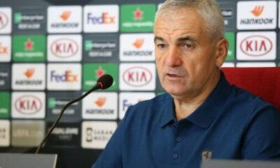 Rıza Çalımbay: Hiçbir takımdan korkumuz yok, Türkiye için oynayacağız…
