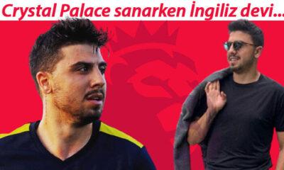 Son Dakika | Fenerbahçe'de Ozan Tufan'ın hayali gerçek oluyor! İngiliz devi…