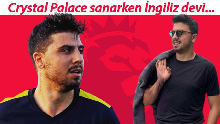 Son Dakika | Fenerbahçe'de Ozan Tufan'ın hayali gerçek oluyor! İngiliz devi...