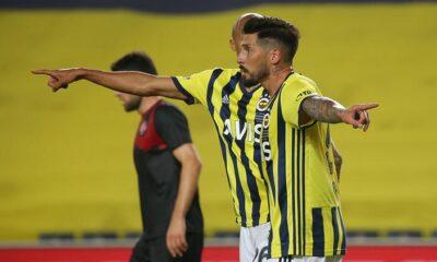 Son Dakika Haberi | Fenerbahçe'de Jose Sosa'dan galibiyet yorumu: 'Maçı koparabilirdik'