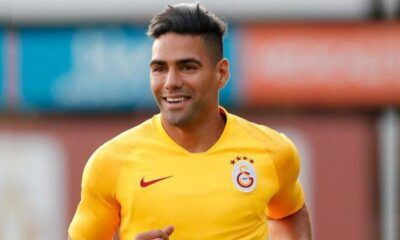 Son Dakika Haberi | Galatasaray'da Radamel Falcao özel çalışma yaptı
