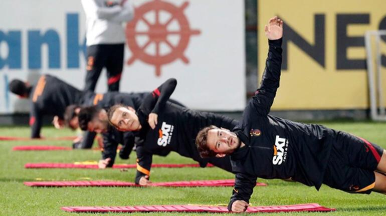 Son Dakika Haberi   Galatasarayda Radamel Falcao özel çalışma yaptı