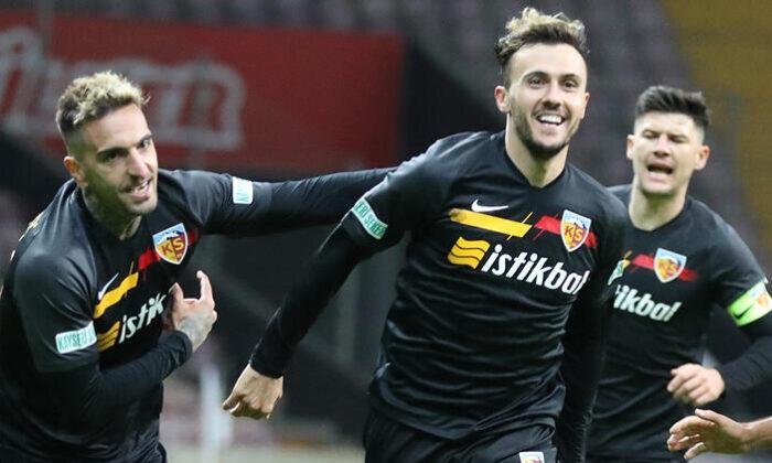 Son Dakika Haberi | Kayserispor'da Campanharo: 10 kişi Galatasaray'dan puan almak başarı