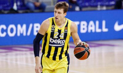 Son Dakika Haberi | TBF Disiplin Kurulundan Fenerbahçeli Vesely'ye para cezası
