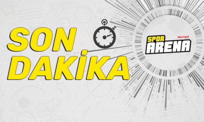 Son Dakika | Süper Lig'de 5 yeni koronavirüs vakası daha çıktı!