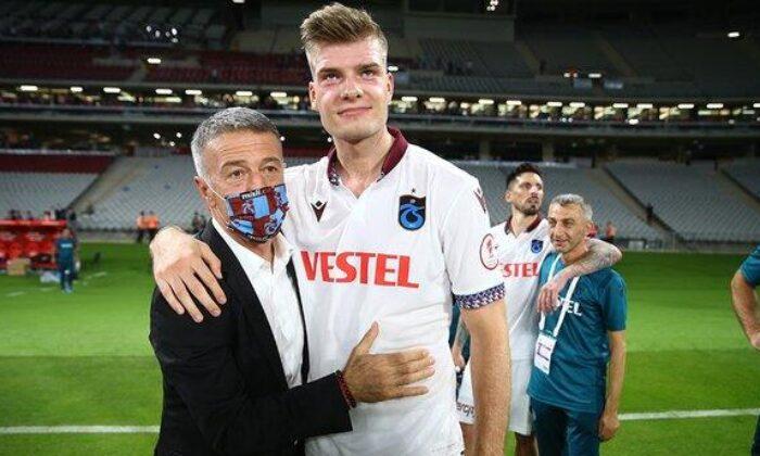 Trabzonspor Başkanı Ağaoğlu'ndan flaş Sörloth açıklaması! Türkiye'ye dönerse…