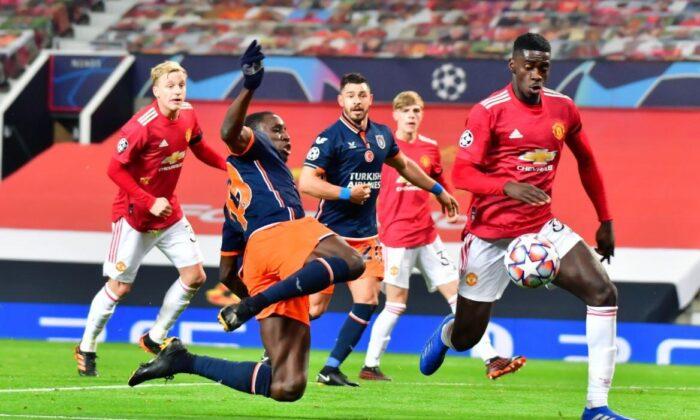 Başakşehir, Manchester United maçı sonrası İngiltere'den ayrıldı