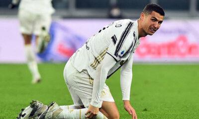 Cristiano Ronaldo penaltıyı, Juventus galibiyeti kaçırdı