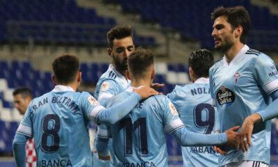 Emre Mor, Celta Vigo'da 6 hafta sonra golle döndü