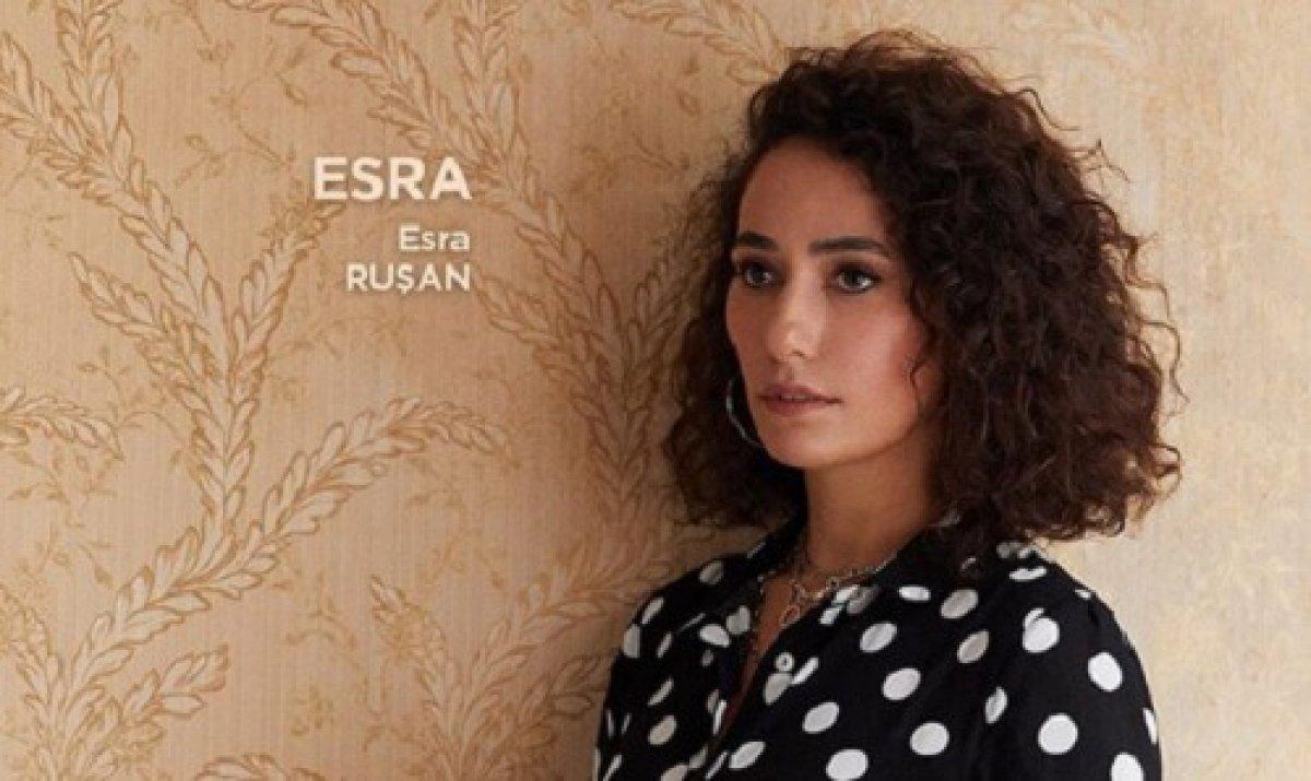 Esra Ruşan, boşandı #1