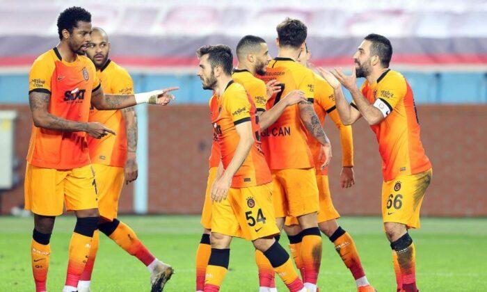 Galatasaray'ın deplasman performansı dikkati çekiyor