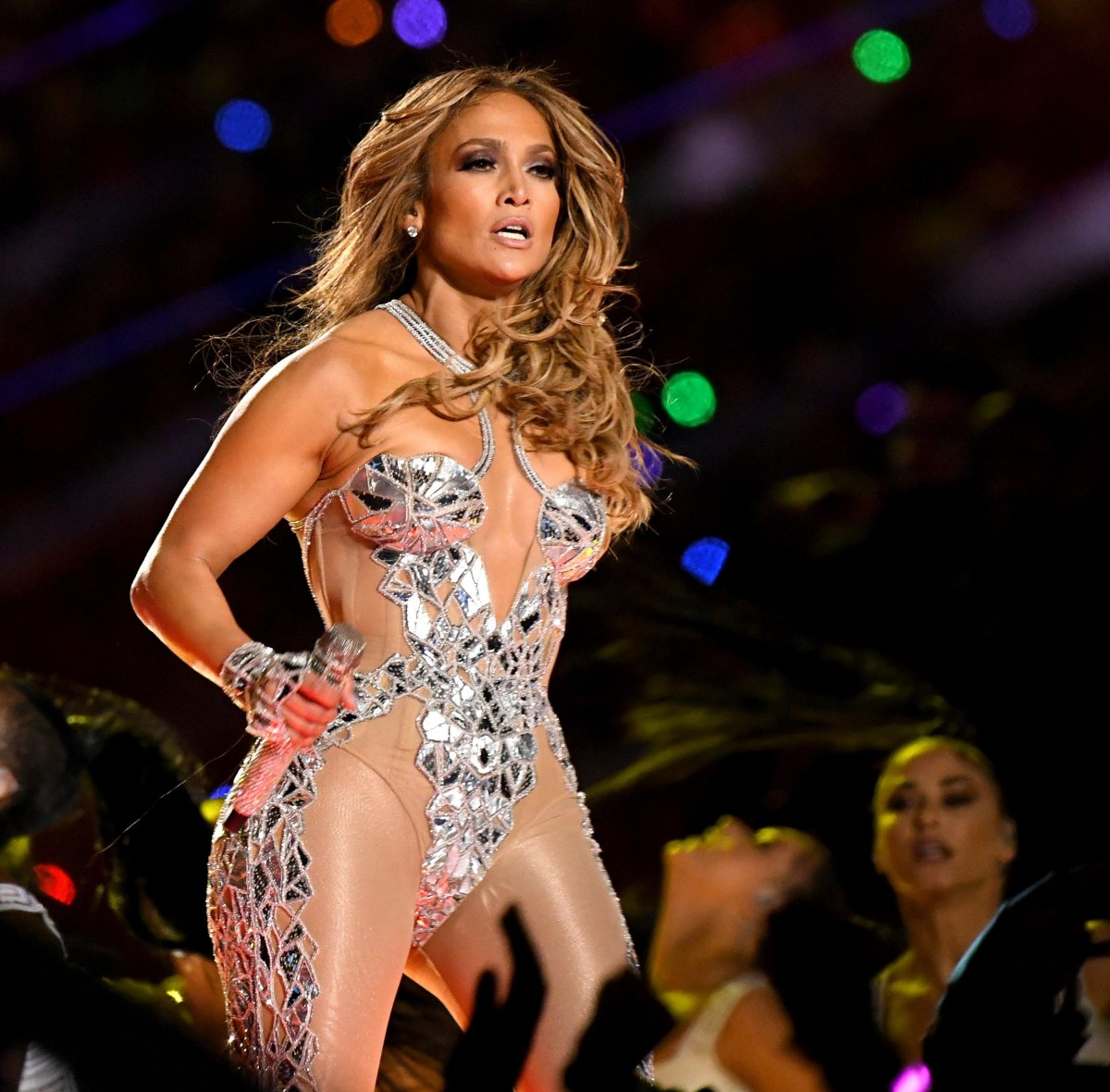 Jennifer Lopez in gençlik sırrı #1