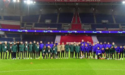 Medipol Başakşehir, PSG maçına hazır