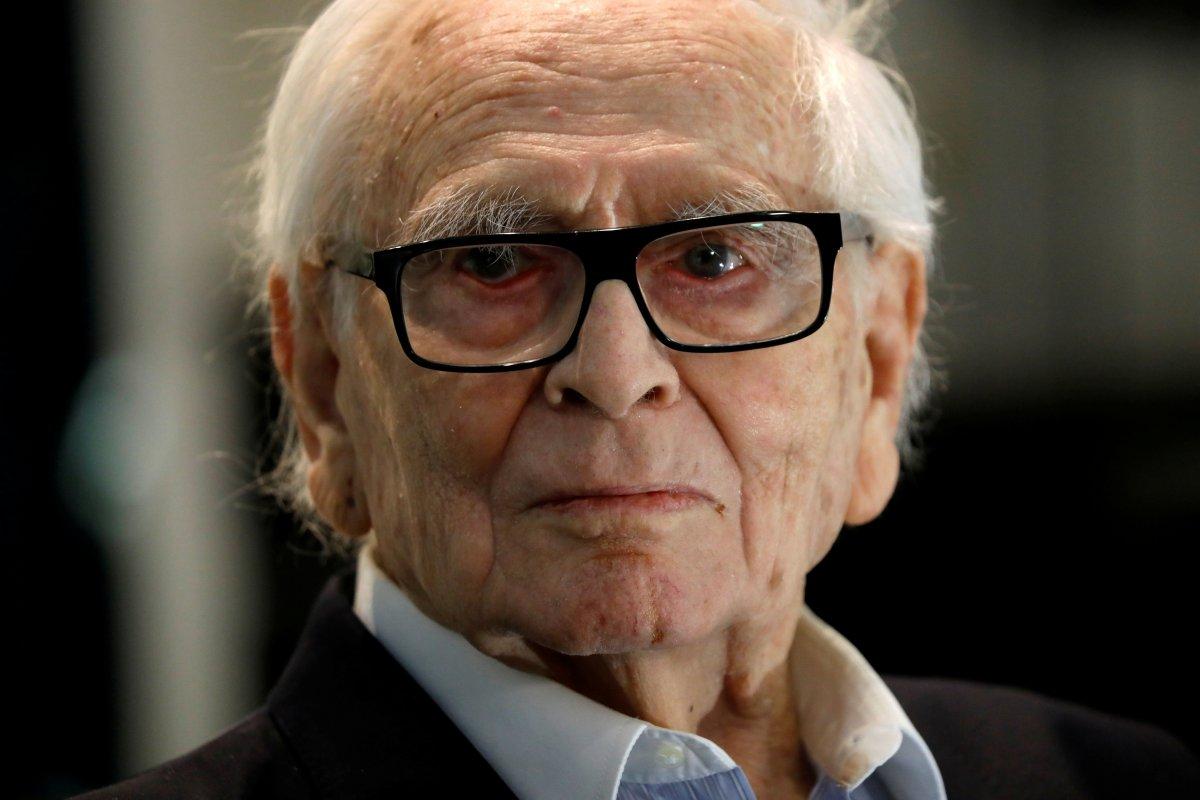 Pierre Cardin, hayatını kaybetti