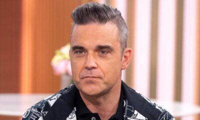 Robbie Willams balık diyeti nedeniyle ölümden döndü