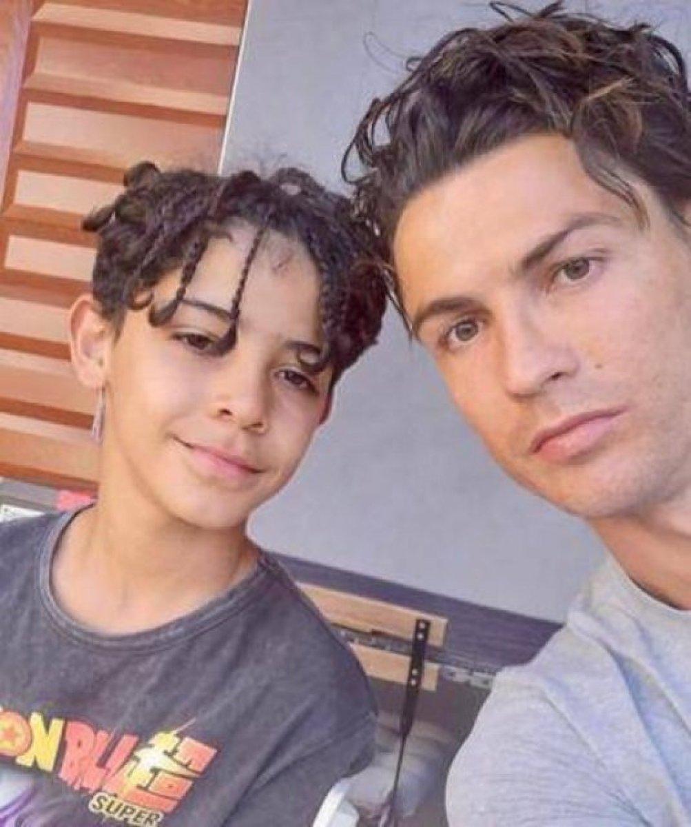 Ronaldo: Oğlumun cips yemesini istemiyorum