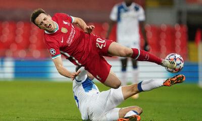 Şampiyonlar Ligi'nde Bayern Münih turladı, Liverpool evinde kaybetti!