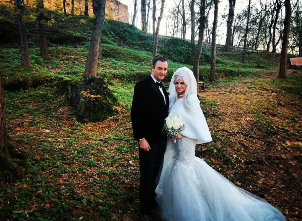 Sanatçı Tayfun, evlendi #1