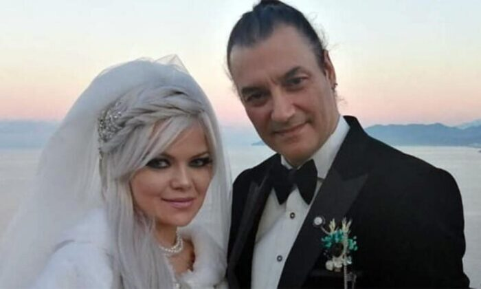 Sanatçı Tayfun, evlendi