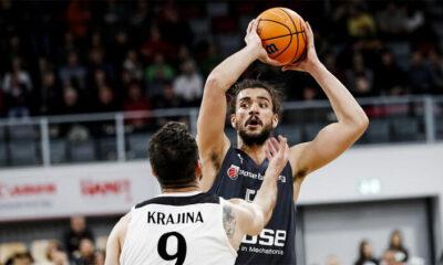 Son Dakika | 2.06'lık pivot Assem Marei ve oyun kurucu Travis Trice, Galatasaray'da