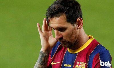 Son Dakika | Barcelona'dan Lionel Messi için flaş karar!