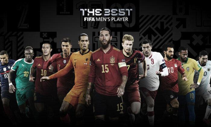 Son Dakika | FIFA 'The Best' ödülü adayları açıklandı! Dünyada yılın en iyisi…