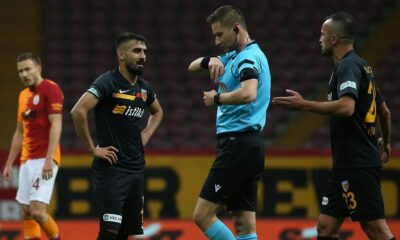 Son Dakika | Galatasaray maçında kırmızı kart gören Muğdat Çelik'e ceza yolda…