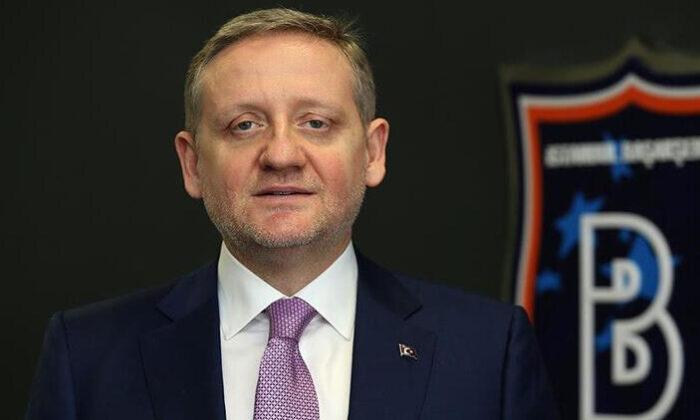 Son Dakika Haberi   Başakşehir'de Göksel Gümüşdağ resti çekti, UEFA görevden aldı