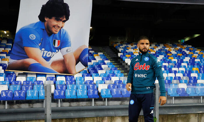 Son Dakika Haberi   Napoli'de San Paolo Stadı'nın adı Diego Armandao Maradona Stadı oldu