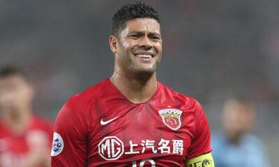 Son Dakika | Hulk Çin ekibi Şanghay SIPG'den ayrıldı!