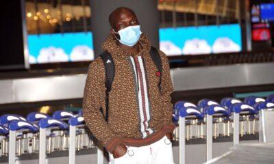 Annesini kaybeden Vincent Aboubakar, Kamerun'dan İstanbul'a döndü
