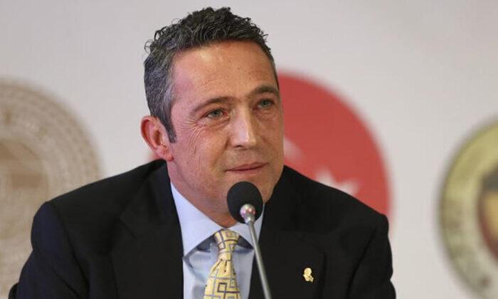 Başkan Ali Koç'tan yeni yıl mesajı: Fenerbahçe'mizin nice başarılarına şahit olacağımız bir yıl diliyorum