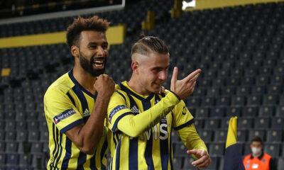 Dimitrios Pelkas: 'Fenerbahçe'de çok mutluyum'