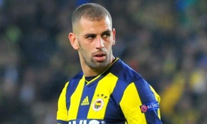 Fenerbahçe'nin eski futbolcusu Islam Slimani Lyon'a imza atıyor…