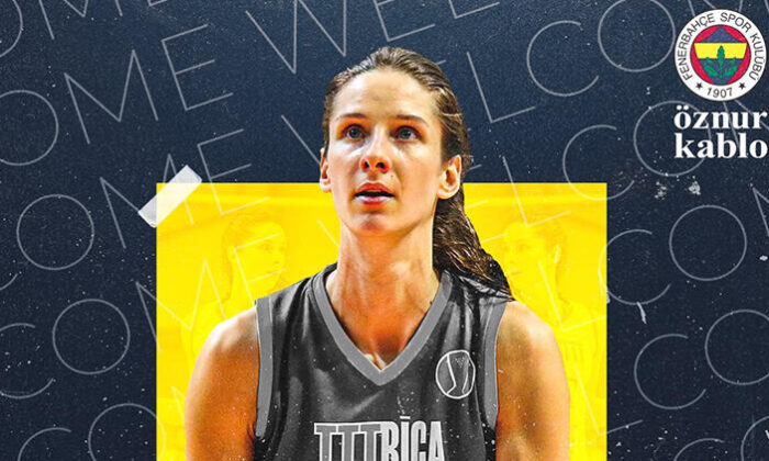 Fenerbahçe Öznur Kablo'da Kristine Vitola ile yollar ayrıldı